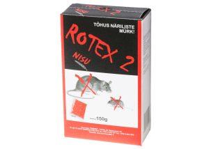 Rotimürk Rotex viljatera 3x50g