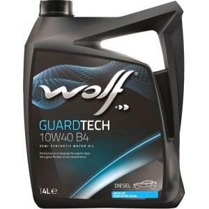 Mootoriõli Wolf Guardtech 10W-40 B4 5L