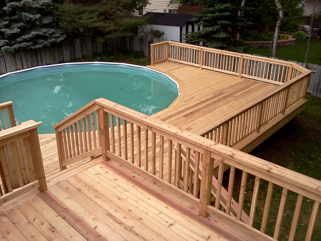 Decks   Handyman On Call on Patio Ideas Around Pool id=95279