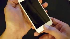 iPhone 6S Bildschirm schwarz