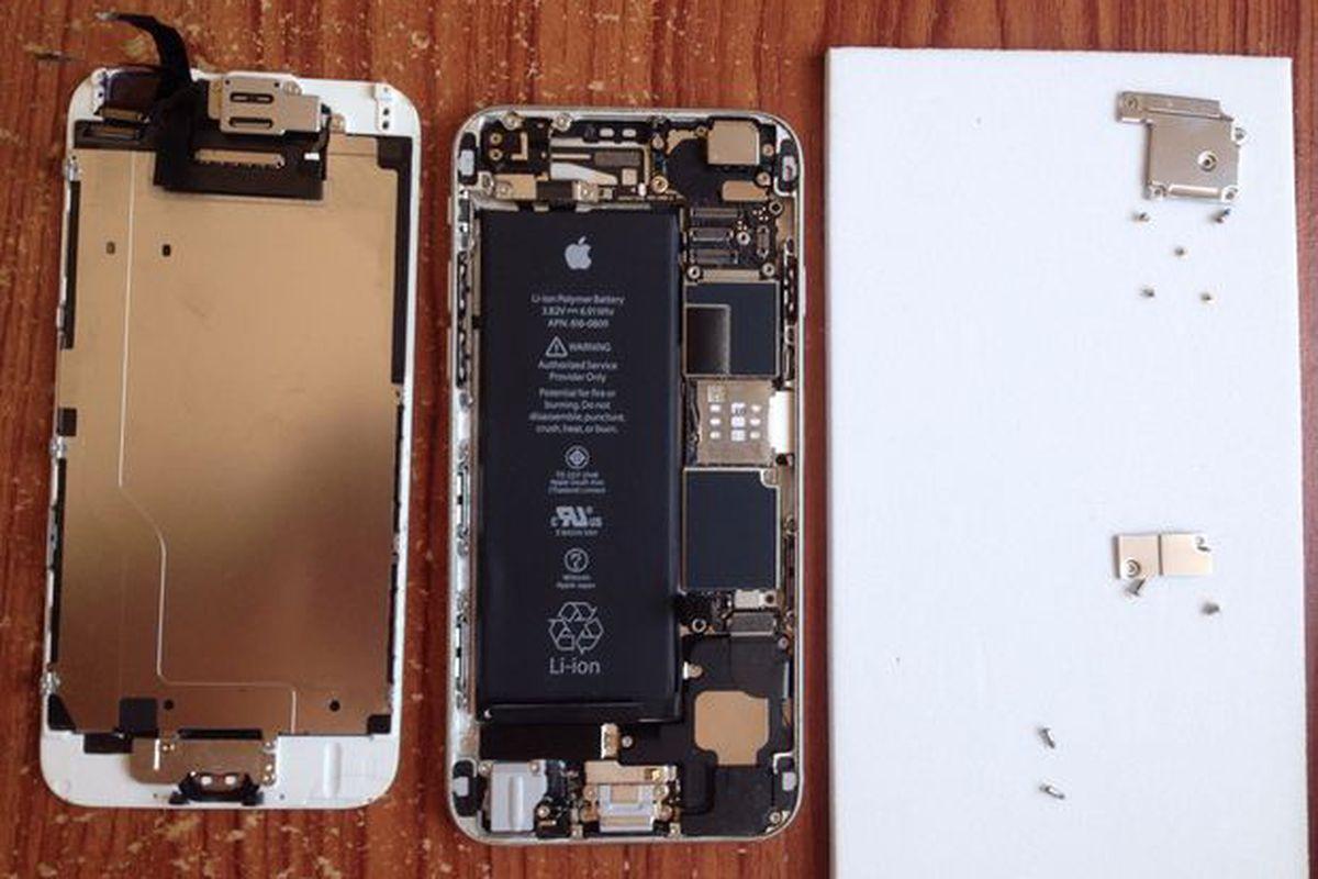 iPhone 7 Akku Tausch