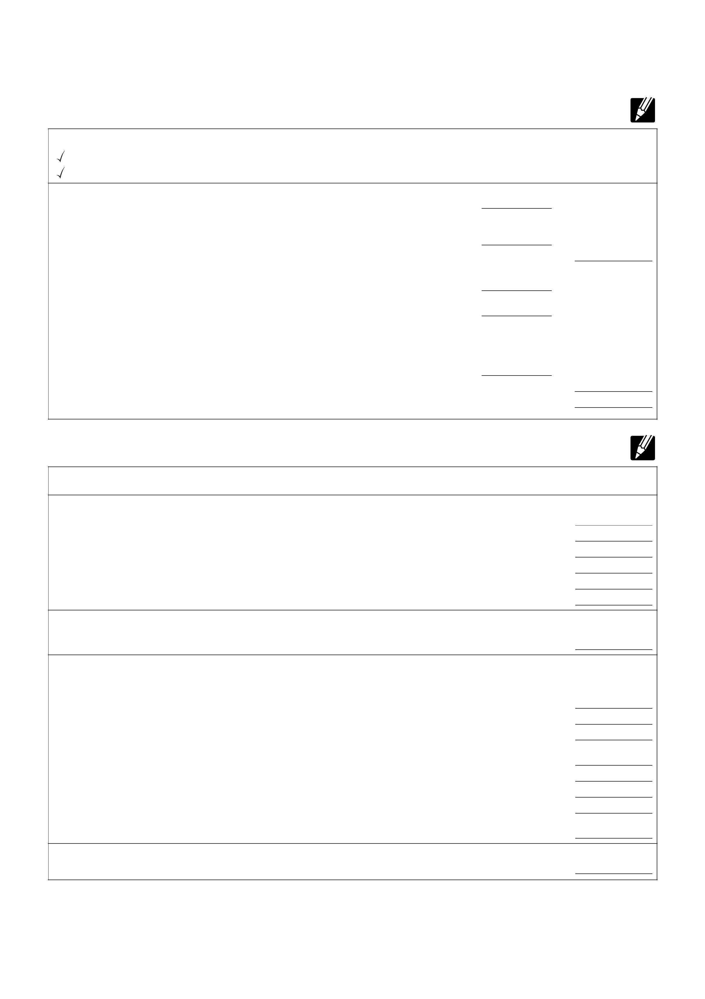 Child Tax Credit Form