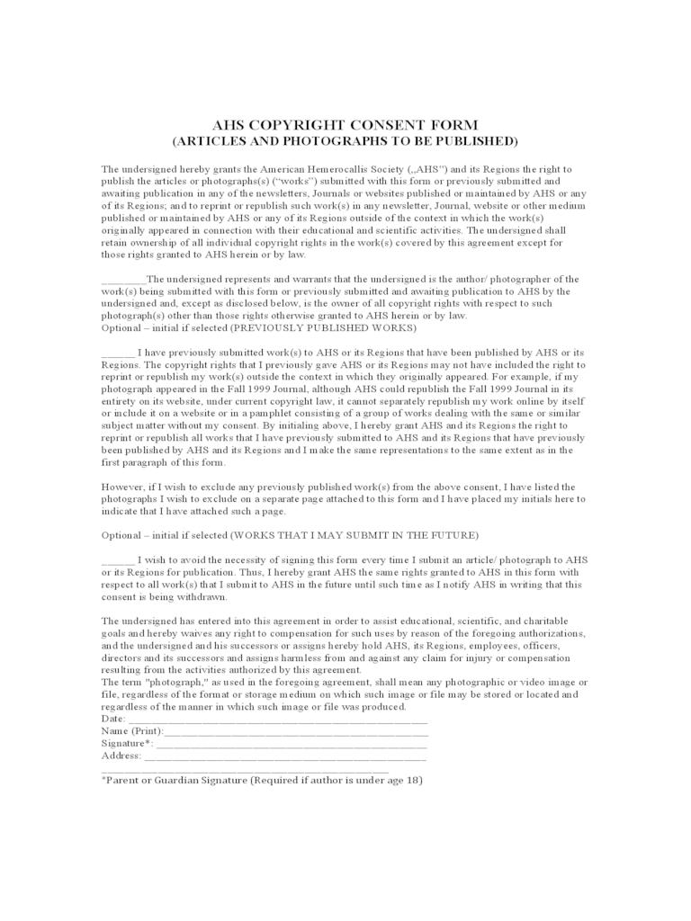 2014 Influenza Form Vaccine