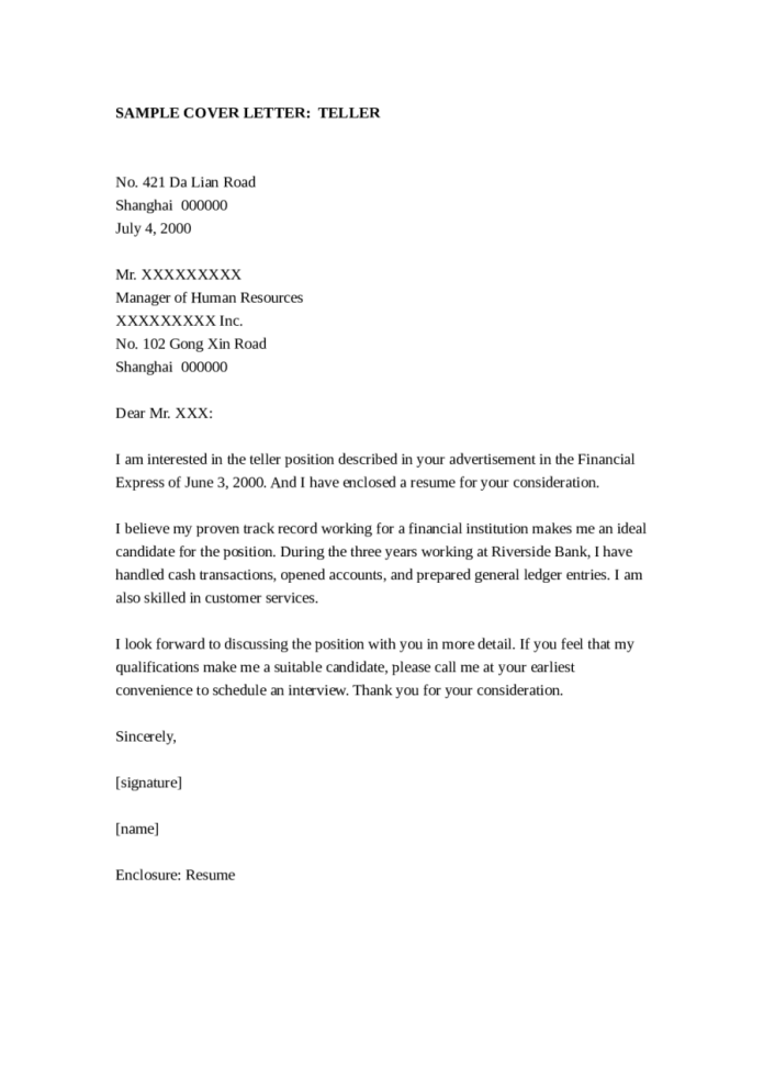 2021 Customer Service Cover Letter Fillable Printable Pdf Forms Handypdf