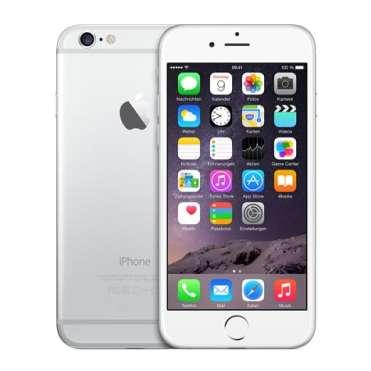 iPhone 6 Display Reparatur silber