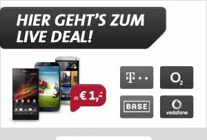 iPad Air + Cellular + Vodafone LTE Flatrate nur 24.99€ mtl