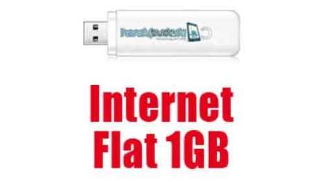 Internet Flatrate 1000 -Vodafone- für nur 7.49€ mtl