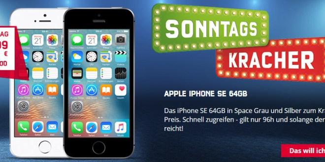 apple iphone se 64 gb ohne vertrag nur 499 99 euro. Black Bedroom Furniture Sets. Home Design Ideas