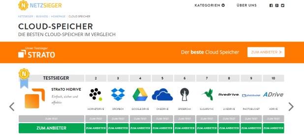 Cloud Speicher für PC Freiberufler