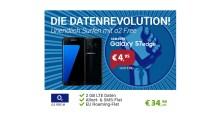 S7 edge mit o2 Free M für 34,99€ mtl. (Young nur 29,99€)