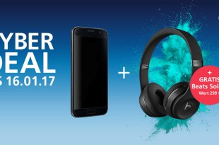 o2 Cyberdeal: Beats Solo 3 Wireless ab Free M gratis