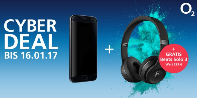 o2 Cyberdeal: Beats Solo 3 Wireless ab Free M gratis