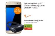 Galaxy S7 + GEAR VR + Allnet + 1GB nur 19,99€ mtl.