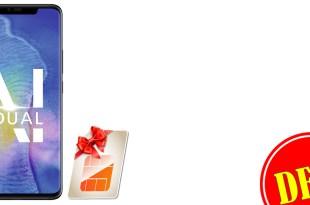 HUAWEI Mate20 Pro mit 3 GB LTE nur 37,99€ mtl.