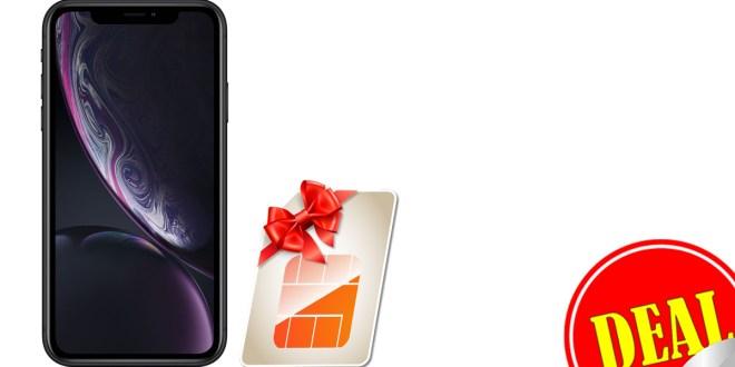 iPhone XR mit 5 GB LTE nur 36,99€ mtl.