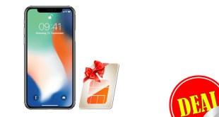 iPhone X mit 10 GB LTE nur 49,99€ mtl.