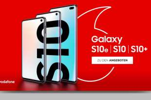 Galaxy S10e + 7GB LTE nur 36,99€