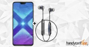 HONOR 8x mit Allnet und 1 GB LTE nur 11,99€