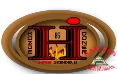 has iskender 85 logo