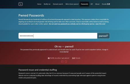 Passworter-Pwned