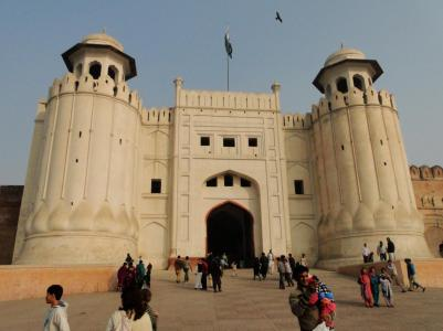 Lahore Fort, Alamgiri Gate
