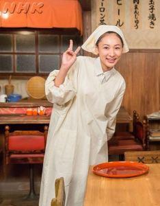 やまね食堂の看板娘 谷村 美代子