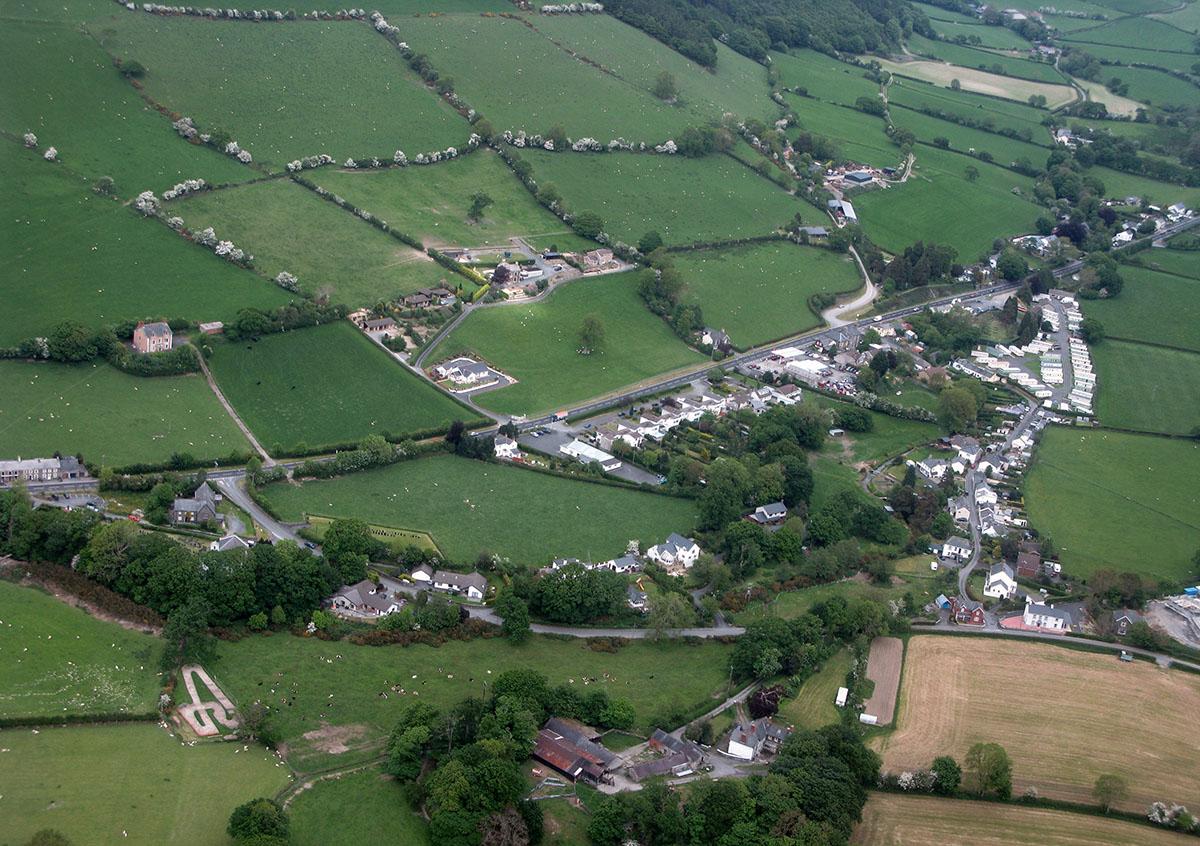 Hanes Capel Bangor - Darganfyddwch archeoleg, hynafiaethau a hanes Ceredigion