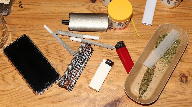 Cannabis Wirkung beim Joint oder Vaporizer stärker?