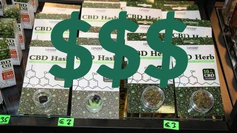 Würde eine Hanflobby dem Hanfverbot zuarbeiten, wenn sie dicke grüne Dollarzeichen sieht?