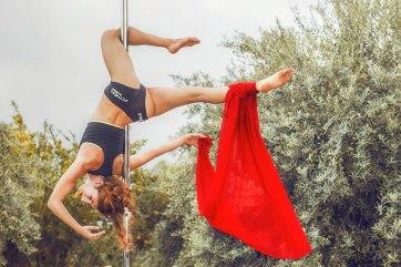 hanagar poledance