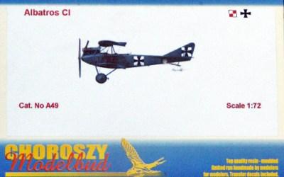 Albatros C.I