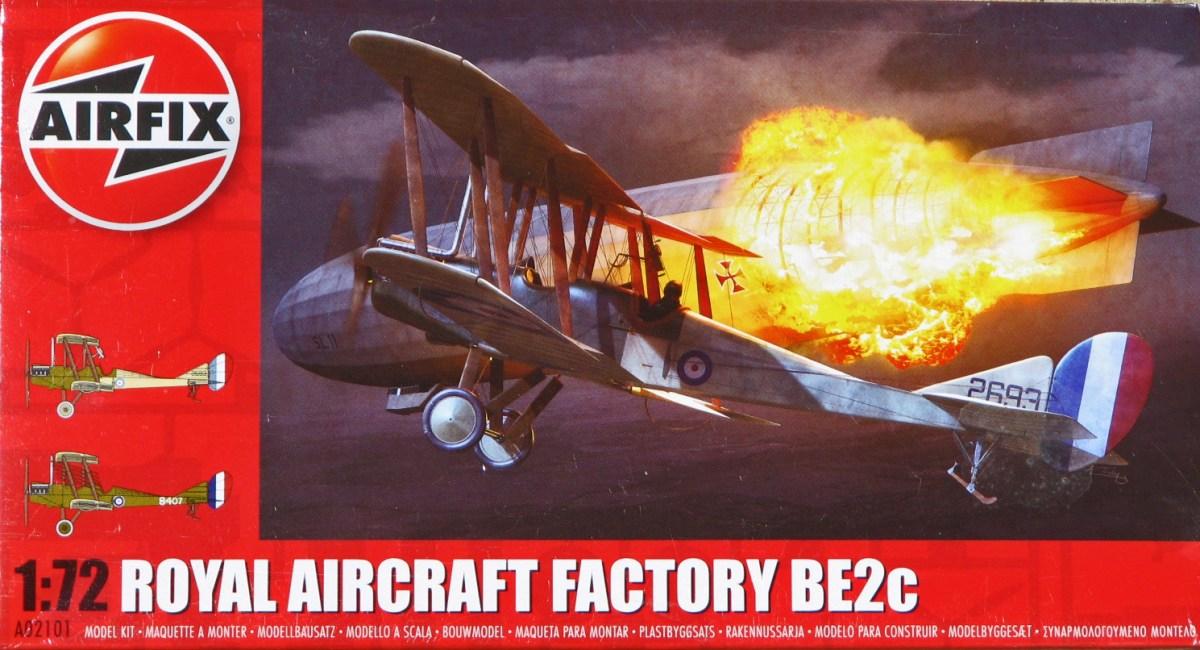 Be2c Airfix Hangar 47