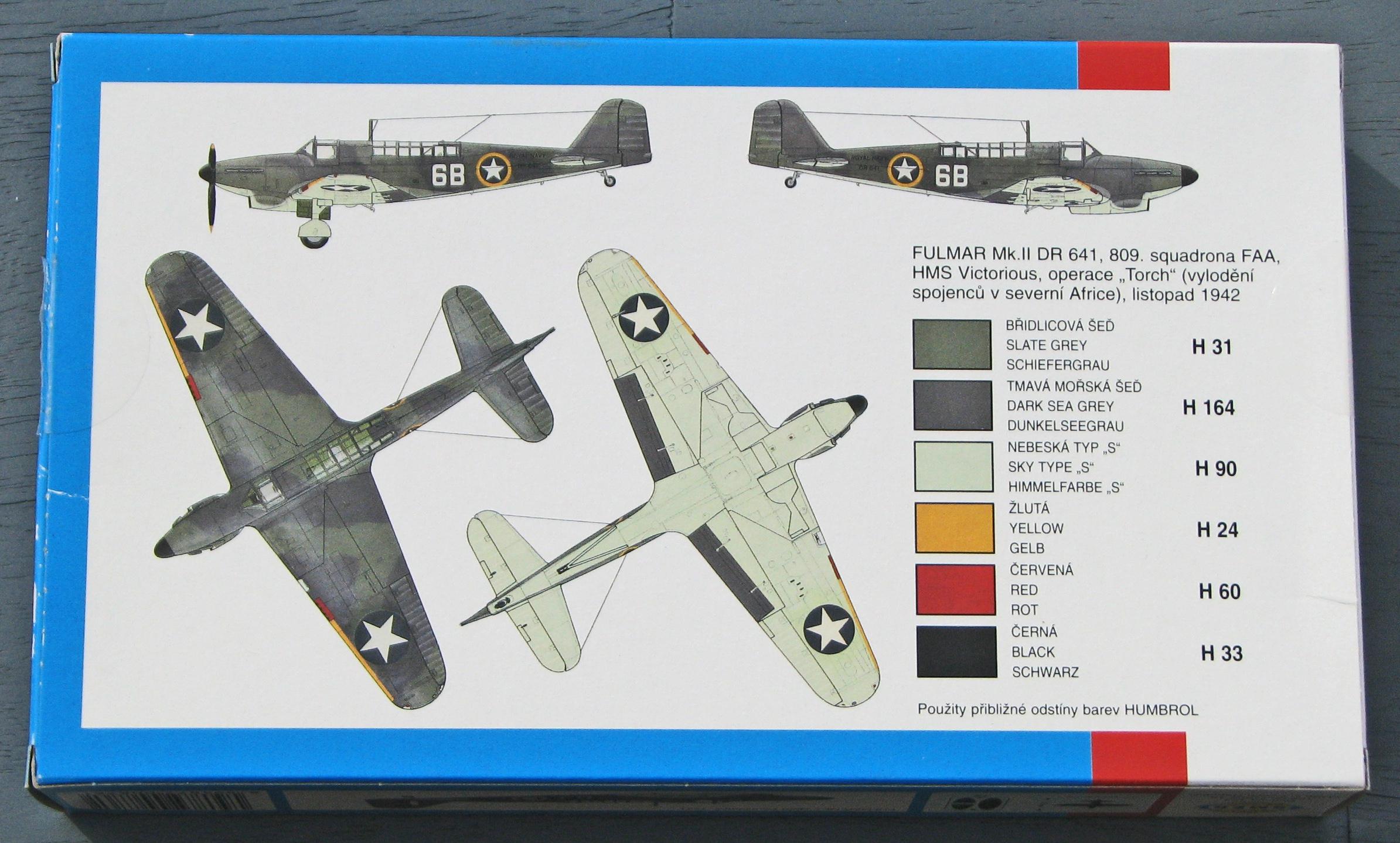 Fairey Fulmar | Hangar 47