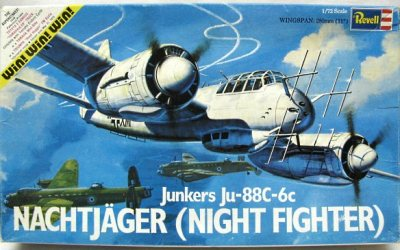 Junkers Ju 88 C-6 Nightfighter