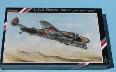 Lockheed L-212 Electra