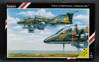 F.M.A. IA 58A Pucara