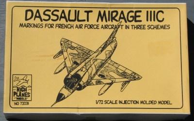 Dassault Mirage IIIC