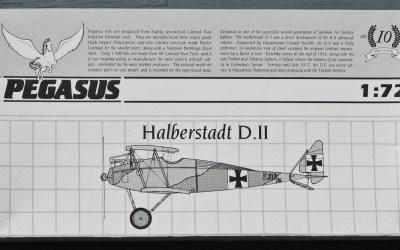 Halberstadt D.II