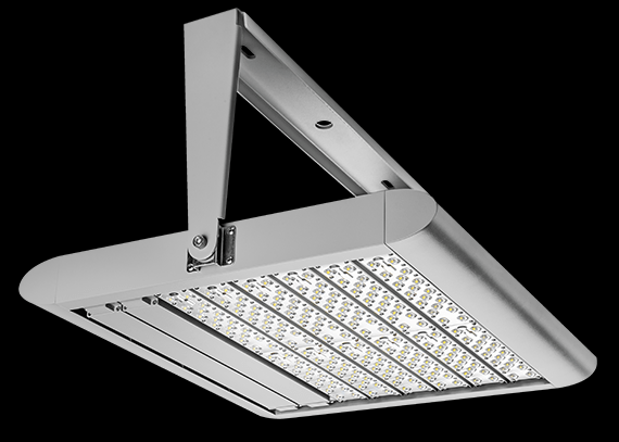 Arrlux Aurora LED Aurora area light, L series, FLE450-U