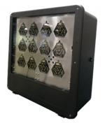 LED Parking Lot Lights Shoebox L series Lighting by Noribachi