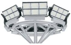 LED High Mast Airport Lighting