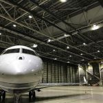 LED Airport Hangar Lighting