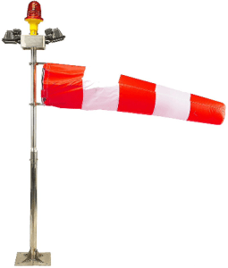 LED Airport Windsock