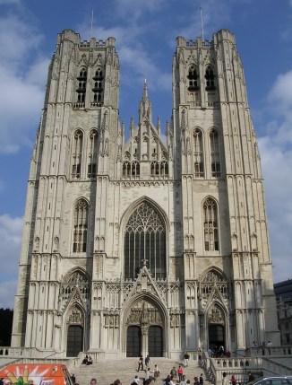 BRUXELLES_Cathédrale_Saint_Michel_et_Gudule_(7)