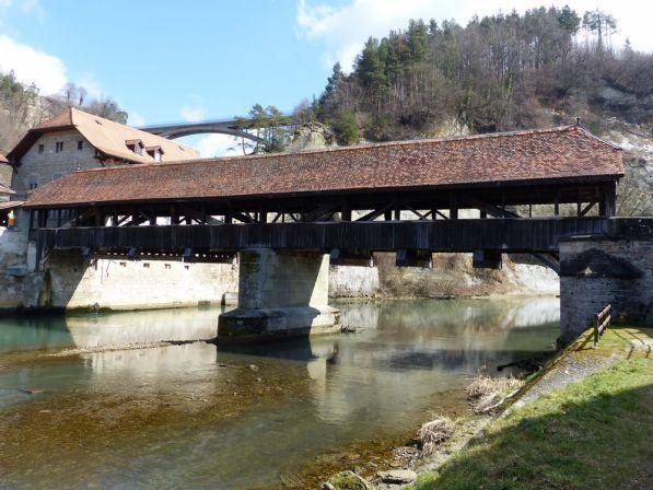 Friburgo il Pont de Bern