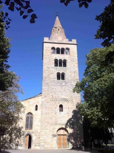 Sion la Cathédrale Notre Dame du Glarier
