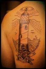 tattoo on viola in progress