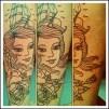 donna veleiro tattoo