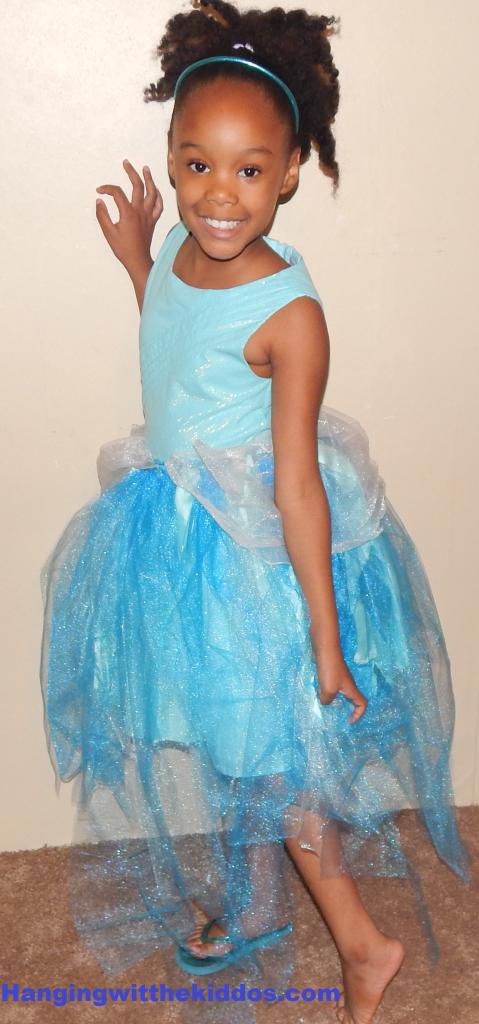 Homemade-Cinderella-Costume