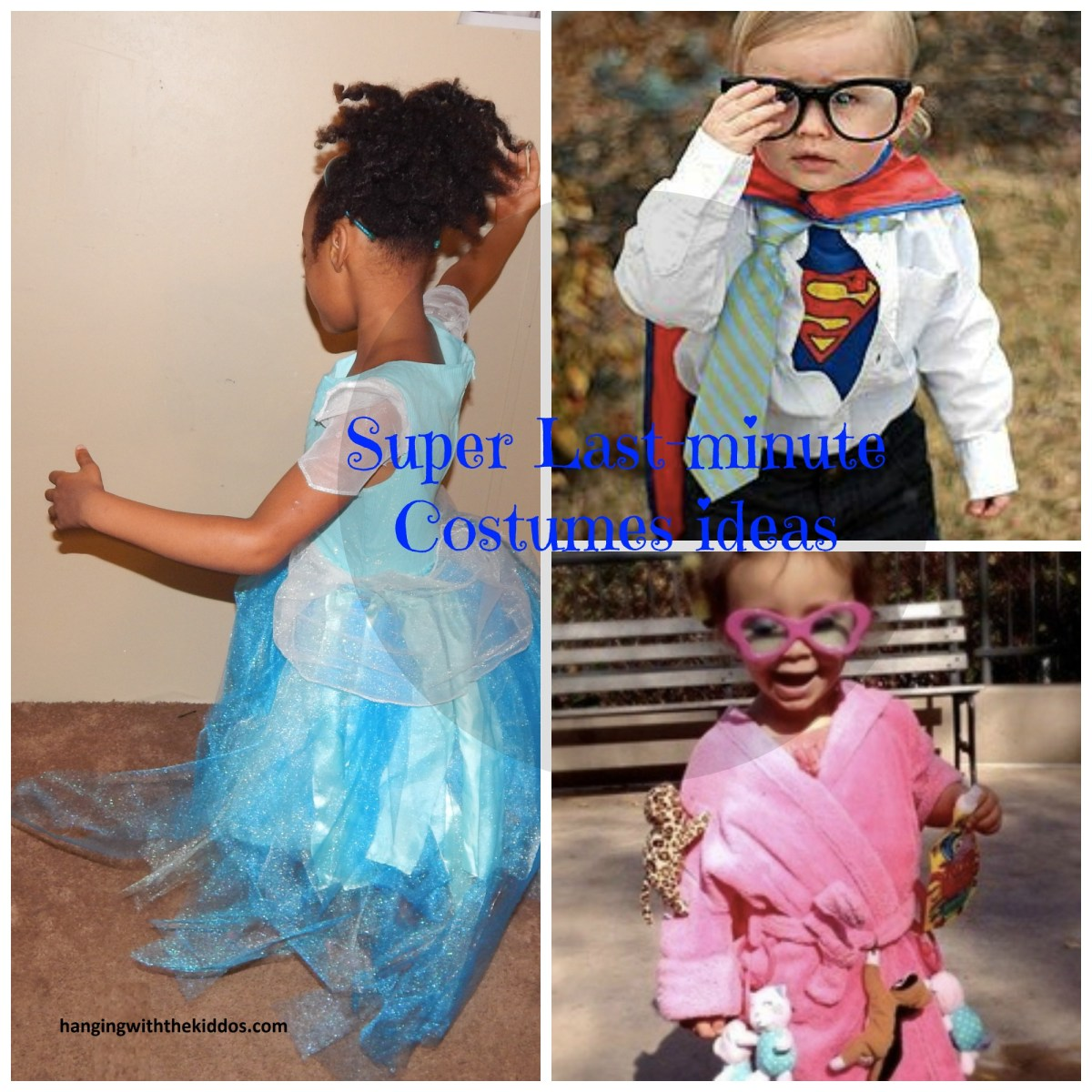 Super Last-Minute Costumes DIY